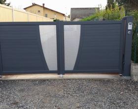 Portails, portillons et clôtures